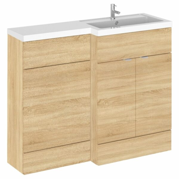 Fusion Combinations 1100mm Unit From Hudson Reed