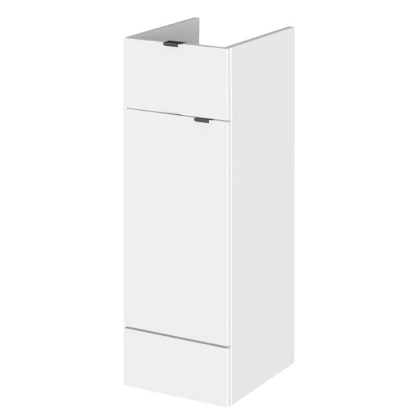 Fusion Single Fitted Full Depth 300mm Drawer Line Unit From Hudson Reed