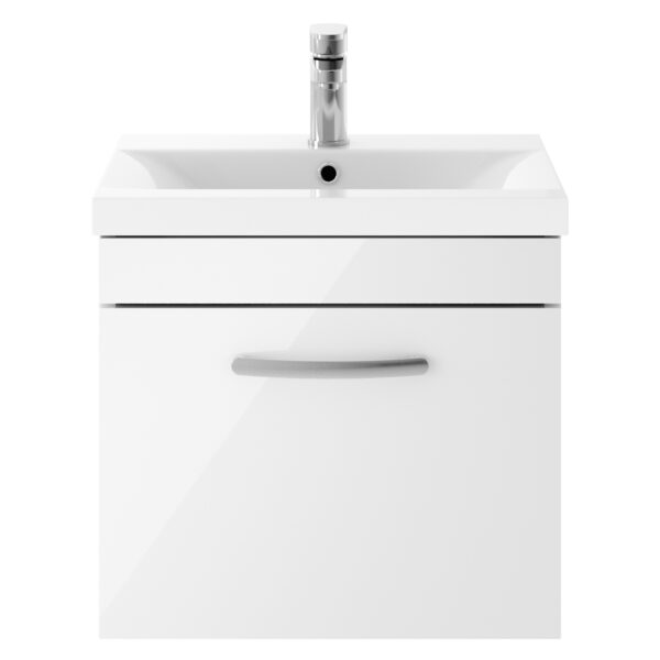 The Athena 500mm Single Drawer Cabinet From Premier Bathrooms