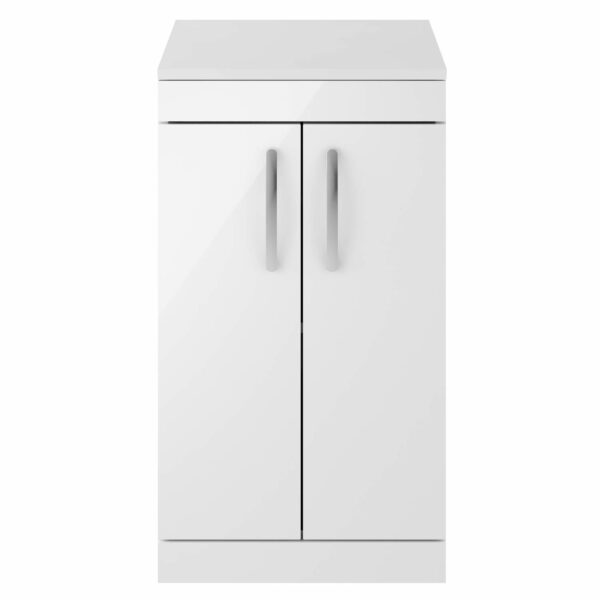 The Athena 500mm Cabinet With Doors From Premier Bathrooms