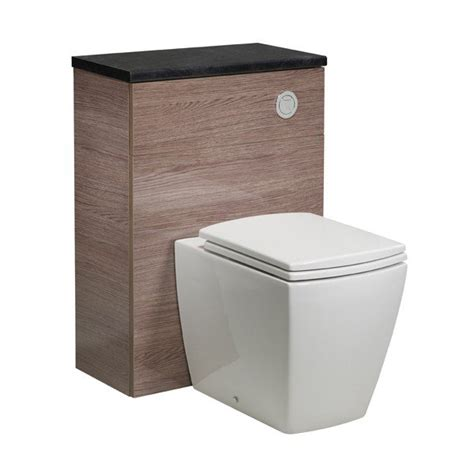 The Tavistock Courier 600 BTW WC Unit From Pure
