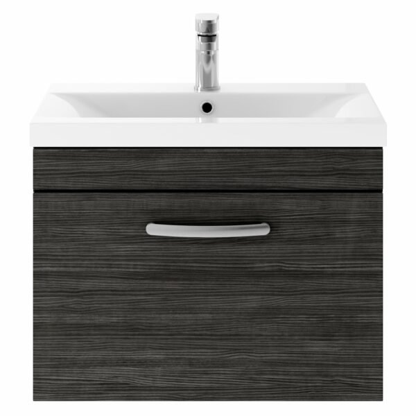 The Athena 600mm Single Drawer Cabinet From Premier Bathrooms