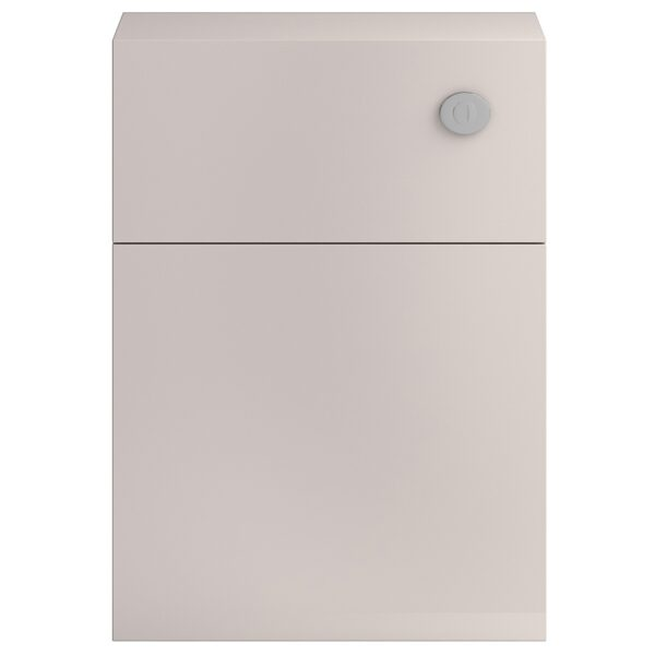 Apollo Compact Floor Standing 600mm WC Unit From Hudson Reed