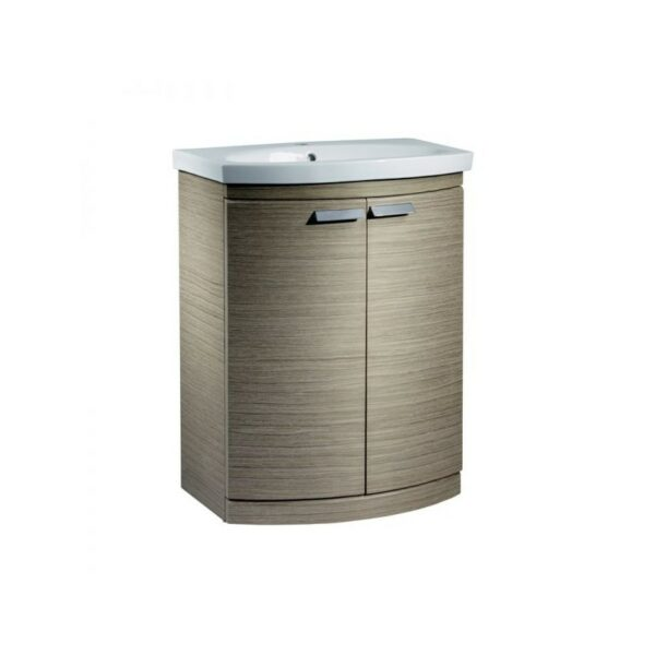 The Tavistock Tempo 500 Floor Mounted Curved Unit From Pure