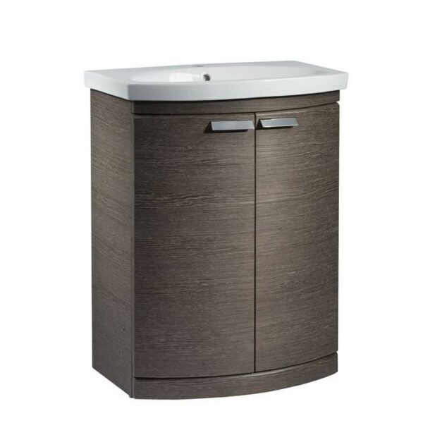 The Tavistock Tempo 650 Floor Mounted Curved Unit From Pure