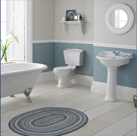 Chancery Suite From Hudson Reed Bathrooms