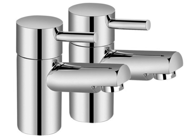 Dalton Basin Taps (Pair) from Cassellie