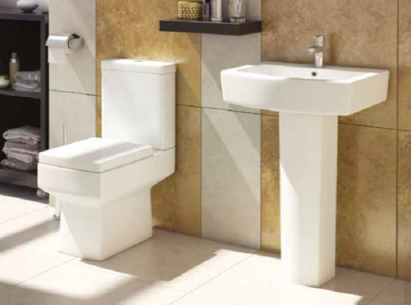Embrace Suite from Kartell bathrooms