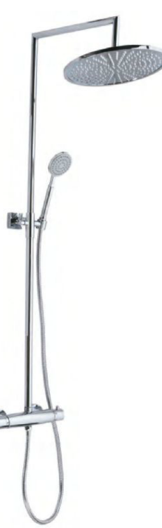 Eula Shower From Pure Bathrooms