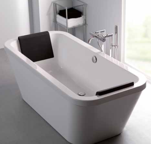 Halcyon Square Bath From Eastbrook Bathrooms