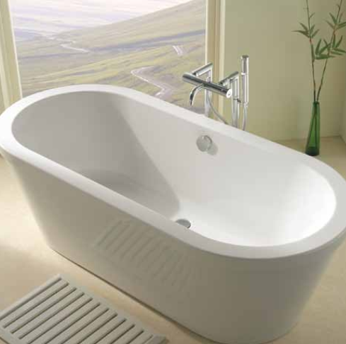 Halcyon Round Bath From Eastbrook Bathrooms