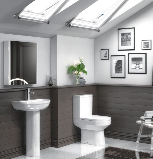 Harmony Suite From Nuie  Bathrooms