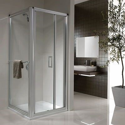 Hydr8 Infold Shower Door From Twyford