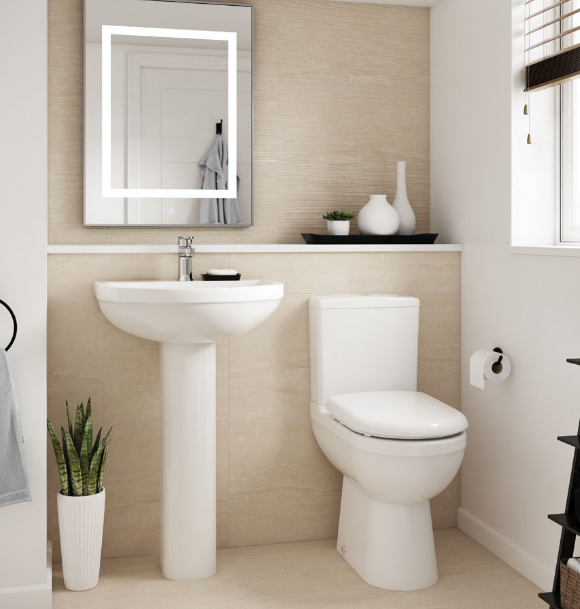 Ivo Suite from Cassellie Bathrooms