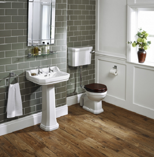 The Waverly Classic Suite From Ideal Bathrooms