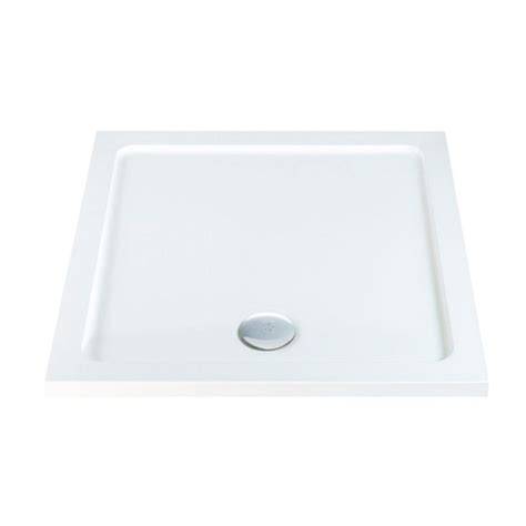 KT35 Square Shower Tray From Kartell