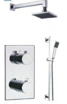 Keoni Shower From Pure Bathrooms