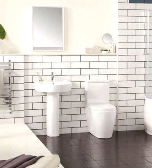 Lugano Suite From Pure Bathrooms