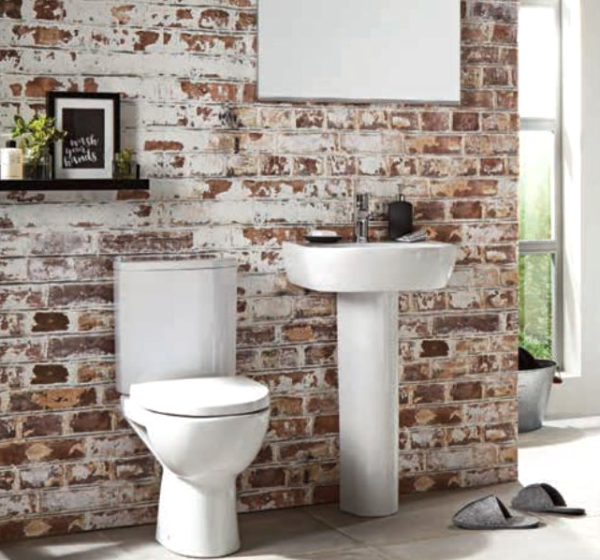 Liscia  suite From Pure Bathrooms