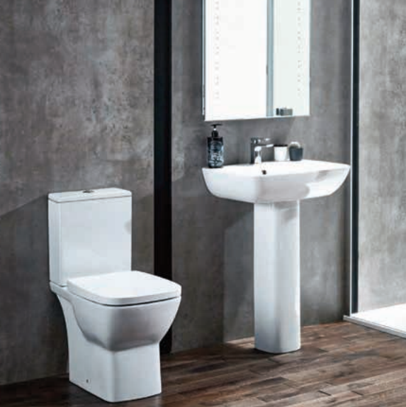 Marco Suite From Pure Bathrooms