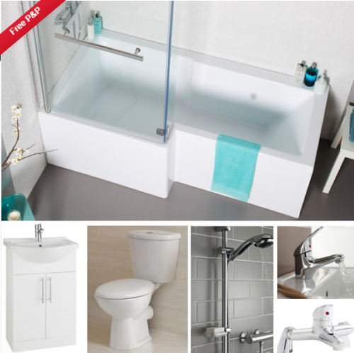 £519.99 The Valencia Suite (Free Shipping)