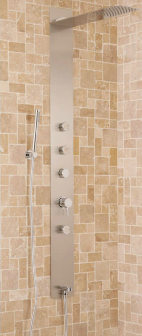 Rococo Shower From Pure Bathrooms