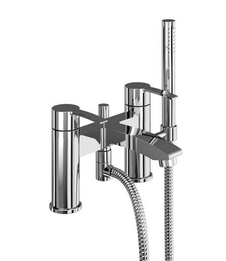 Sapphire Bath Shower Mixer from Clearwater