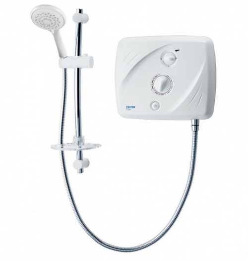 The T90XR Pumped Electric Shower From Triton