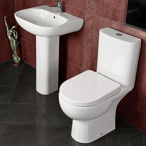 Tilly Suite From Synergy Bathrooms