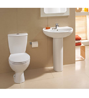 The Alcona Suite From Twyford Bathrooms