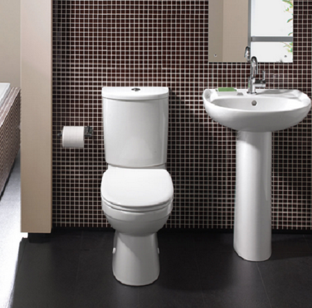 The Options Suite from Twyford Bathrooms