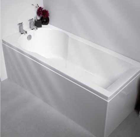 The Zone Bath From Eastbrook Bathrooms