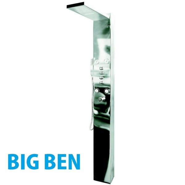 The Big Ben Tower Shower Fro Synergy