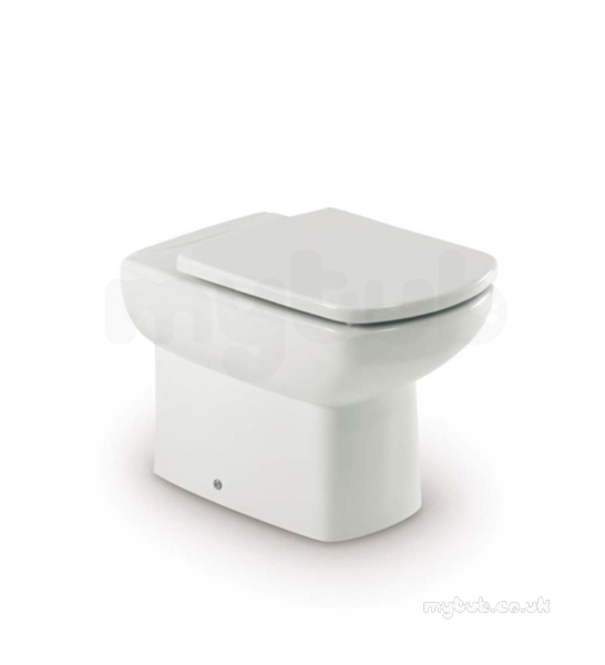 The Debba BTW Toilet From Roca