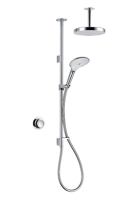 The Mode Dual Shower From Mira Showers
