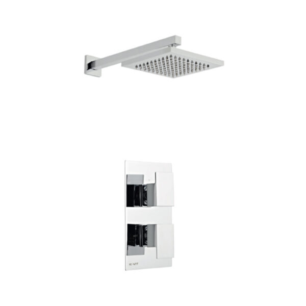 Element Option Two Thermostatic Shower From Kartell Bathrooms