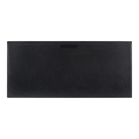 JT Evolved Astro Black Rectangle Shower Tray From JT