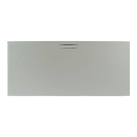 JT Evolved Mistral Grey Rectangle Shower Tray From JT