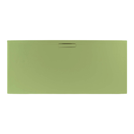 JT Evolved Sage Green Rectangle Shower Tray From JT