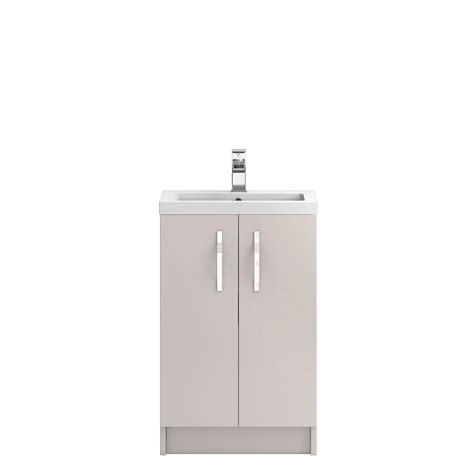 Apollo Free Standing 500mm Cabinet From Hudson Reed