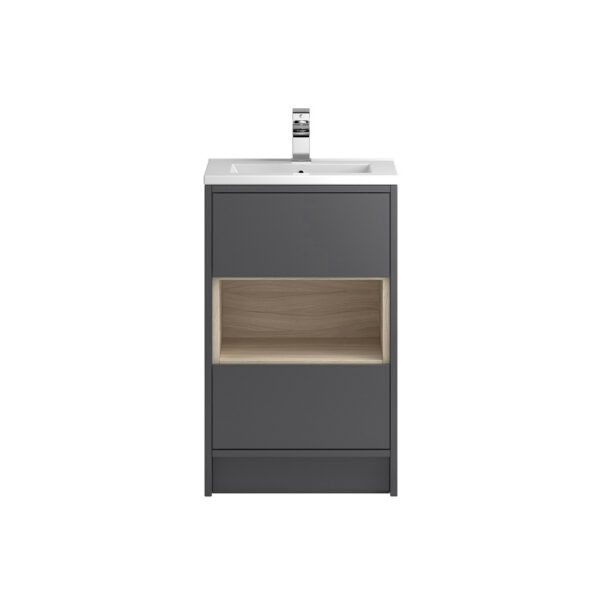 Coast Floor Standing 500mm Cabinet From Hudson Reed