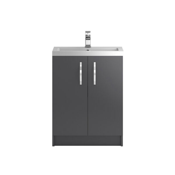 Apollo Floor Standing 600mm Cabinet From Hudson Reed
