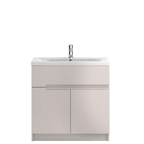 Urban Floor Standing 800mm Cabinet From Hudson Reed