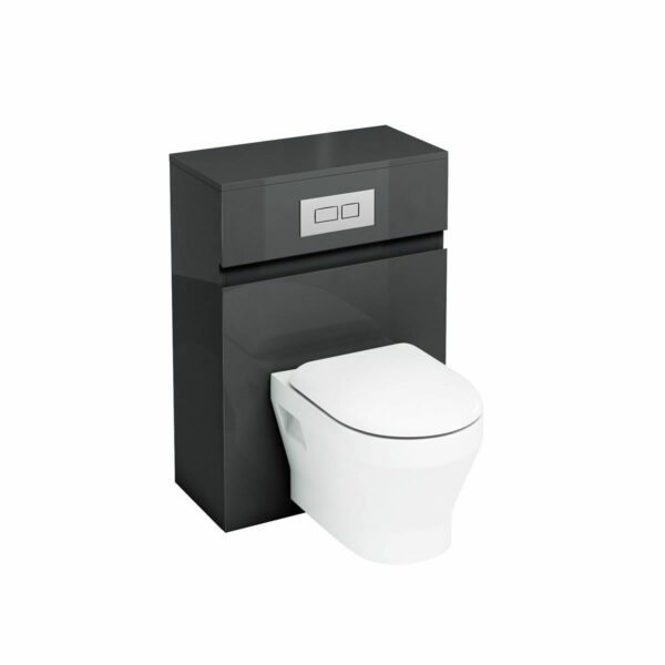 The Britton D300 Fitted 600 BTW Unit With Flush Plate From Pure