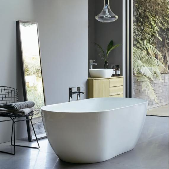 Clear Water Formoso Bath From Pure Bathrooms