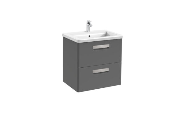 The Roca Gap-N 2 Drawer Unit And Basin From Pure