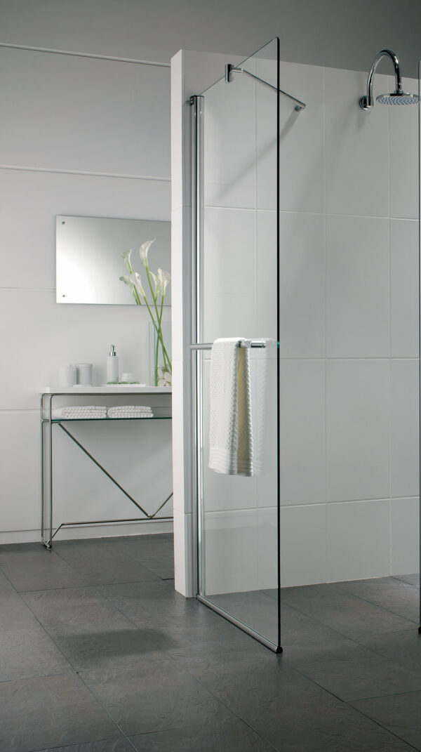 The Hydr8 Walk In Side Panel From Twyford