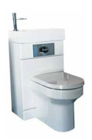 Futura WC Basin Pack With Montego Pan WC