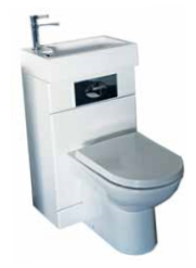 Futura WC Basin Pack With Daisy Lou Pan WC