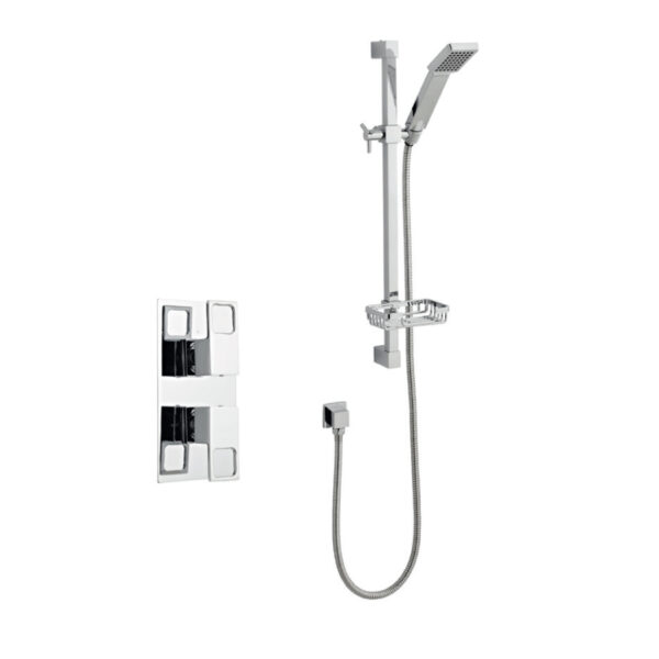 Kourt Option One Thermostatic Shower From Kartell Bathrooms